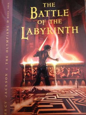 percy jackson battle of the labyrinth full pdf